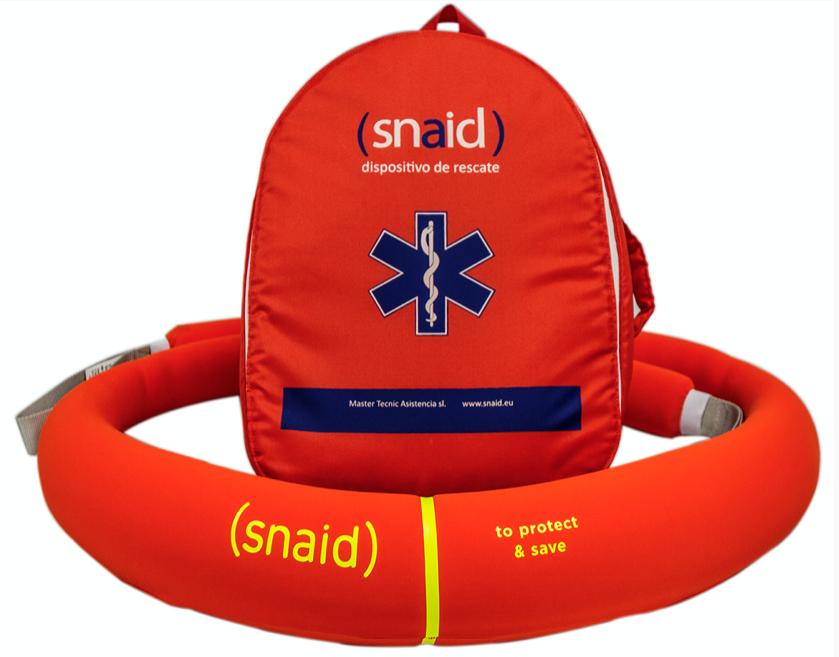 Snaid, el dispositivo que aumenta las posibilidades de supervivencia